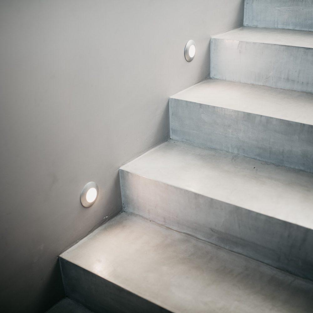 Escalier en béton ciré Thonon